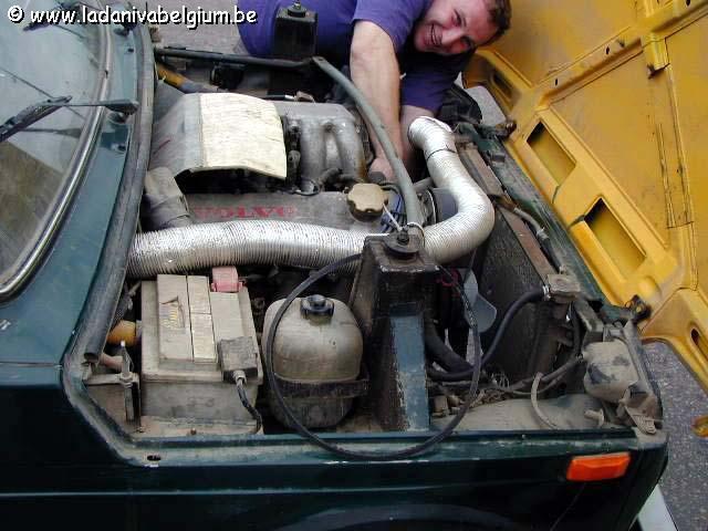 Какой двигатель можно поставить на шевроле нива